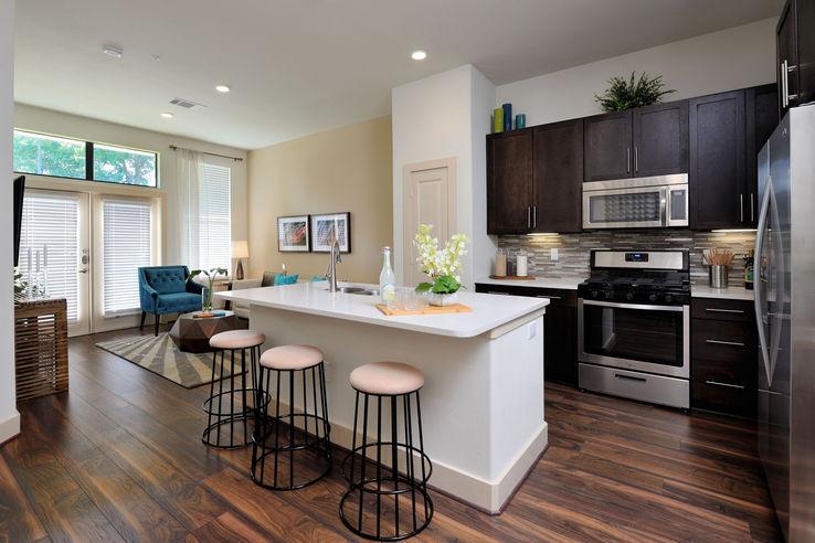 Kitchen - Broadstone Woodmill Creek