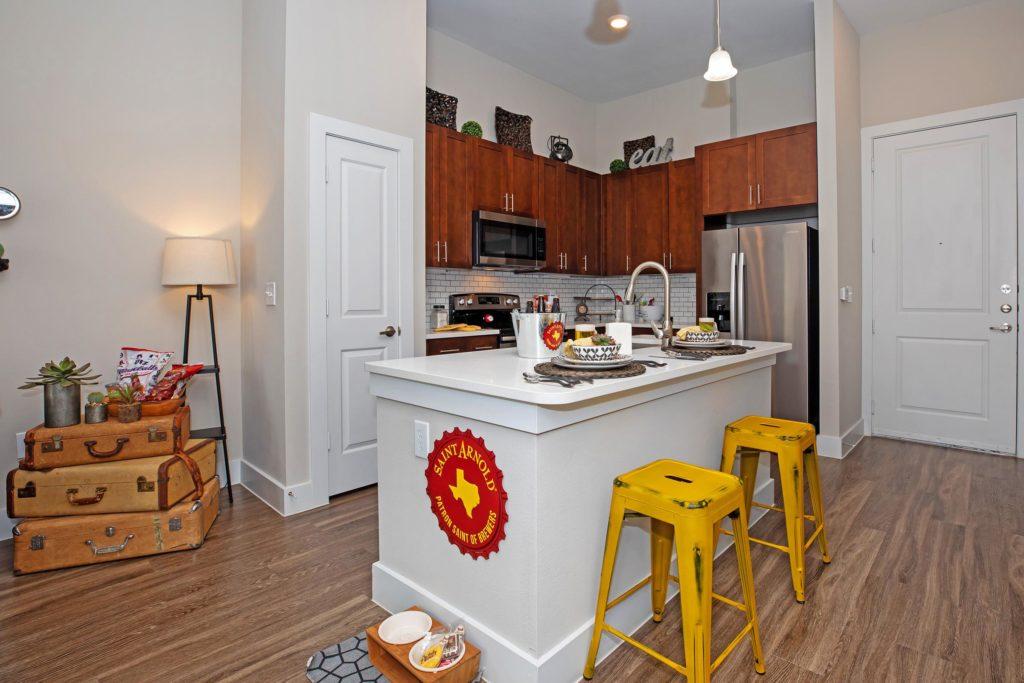 Kitchen - Hardy Yards