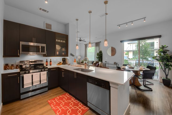 Kitchen - Mezzo Kirby Med Center