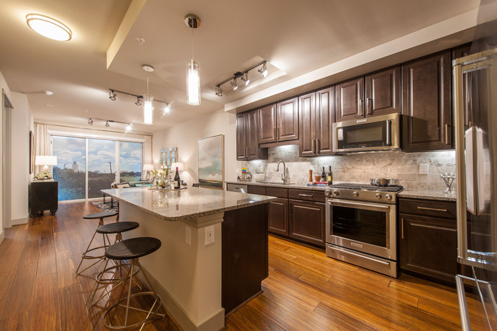 Kitchen - Pearl Residences At CityCentre