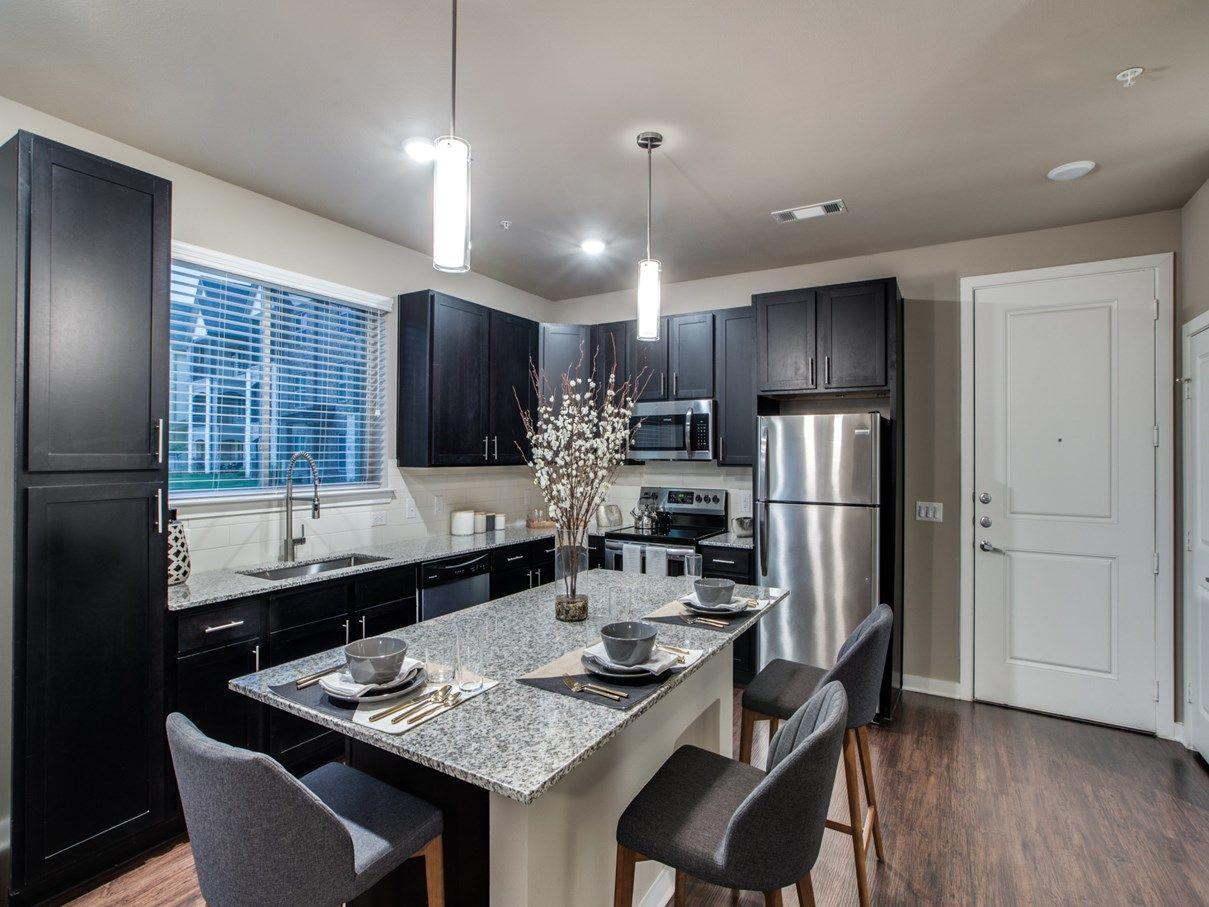 Kitchen - Sanctuary at Jacobs Reserve Apartments