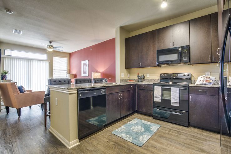 Kitchen - The MILO on Westheimer
