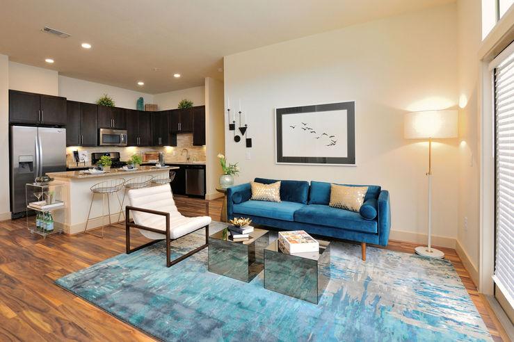 Living Room - Broadstone Woodmill Creek