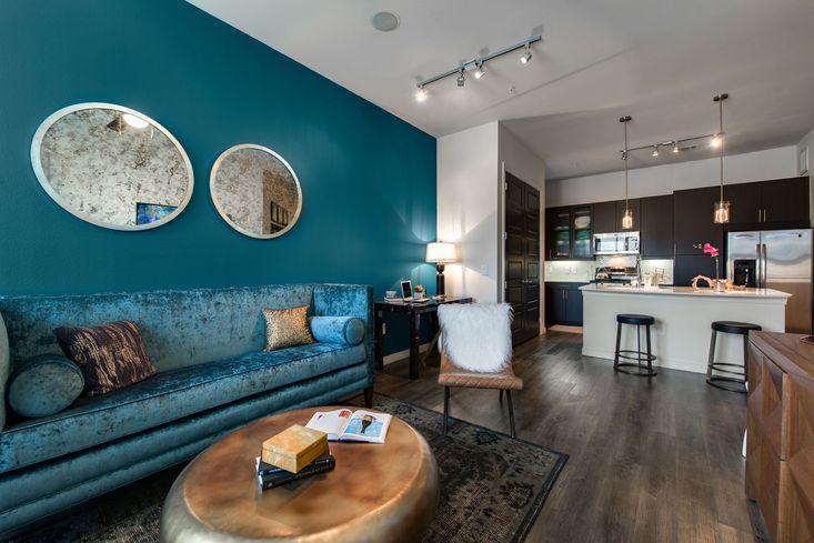 Living Room - Mezzo Kirby Med Center
