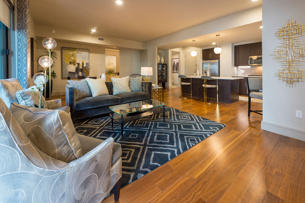 Living Room - The Hayworth