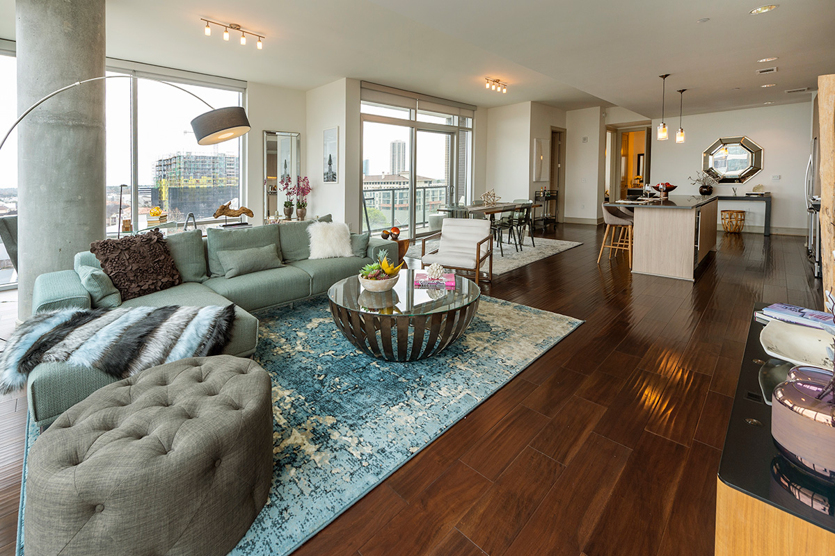 Living Room - The Southmore