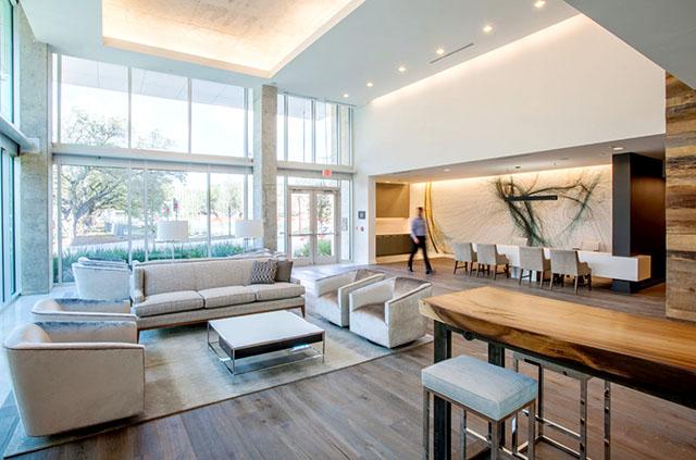 Lobby - Avenue Grove Apartments