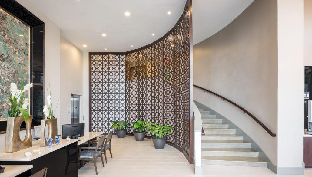 Lobby - Broadstone Skyline Apartments