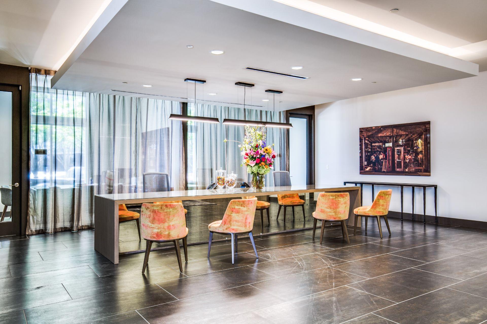 Lobby - Folio West Apartments