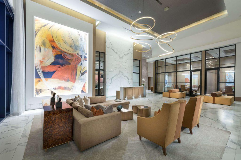 Lobby - Hanover BLVD Place