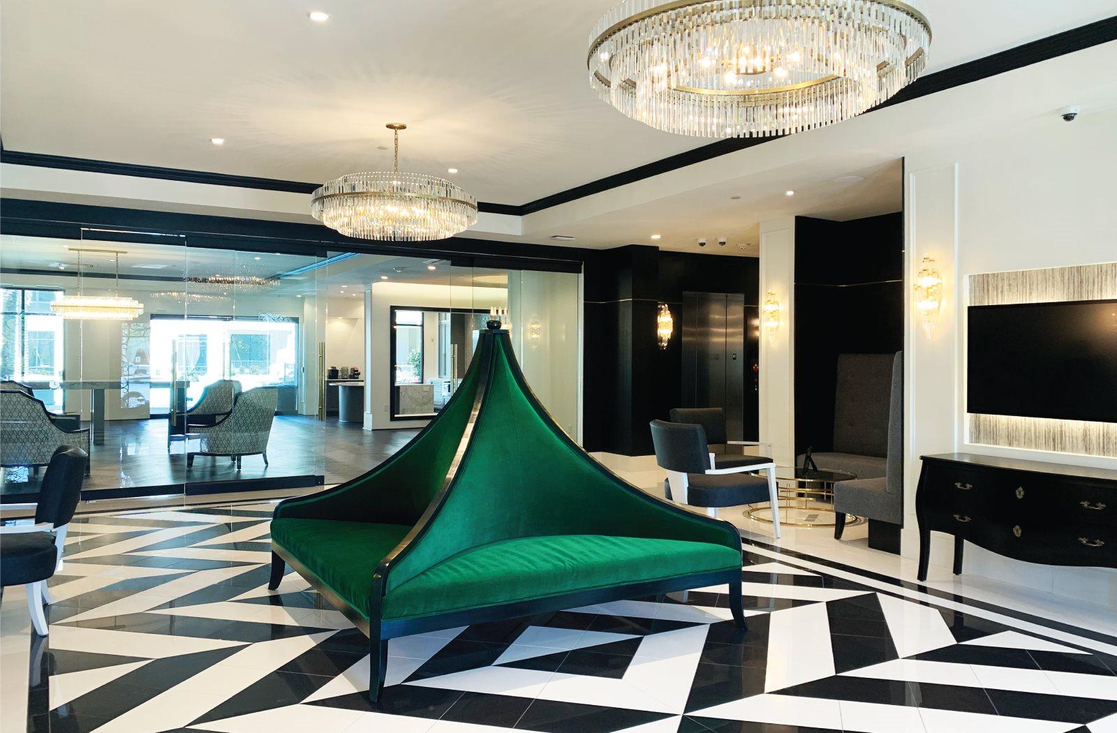 Lobby - Le Palais Apartments