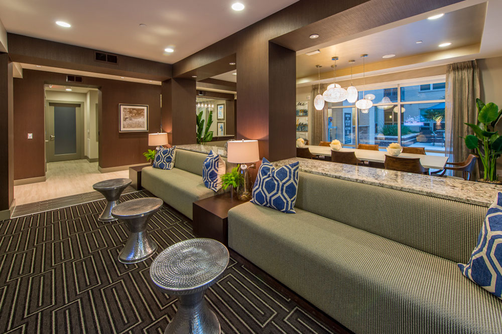 Lobby Lounge - Pearl Residences At CityCentre