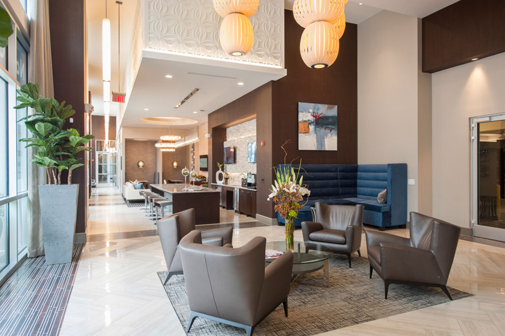 Lobby - Pearl Residences At CityCentre