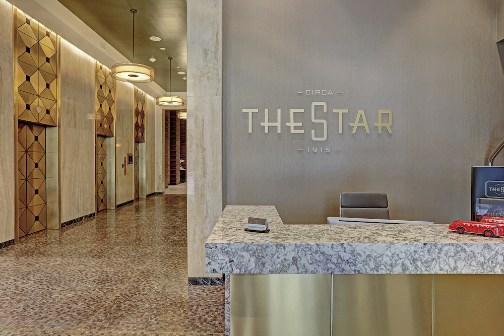 Lobby - The Star Apartments