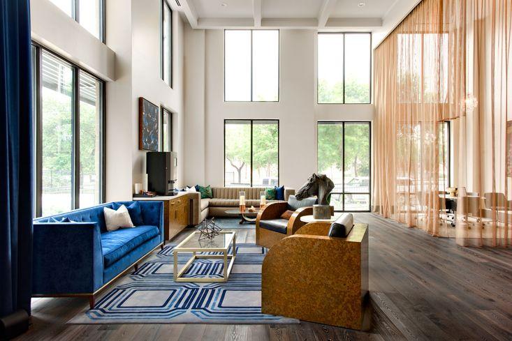 Lounge - Mezzo Kirby Med Center