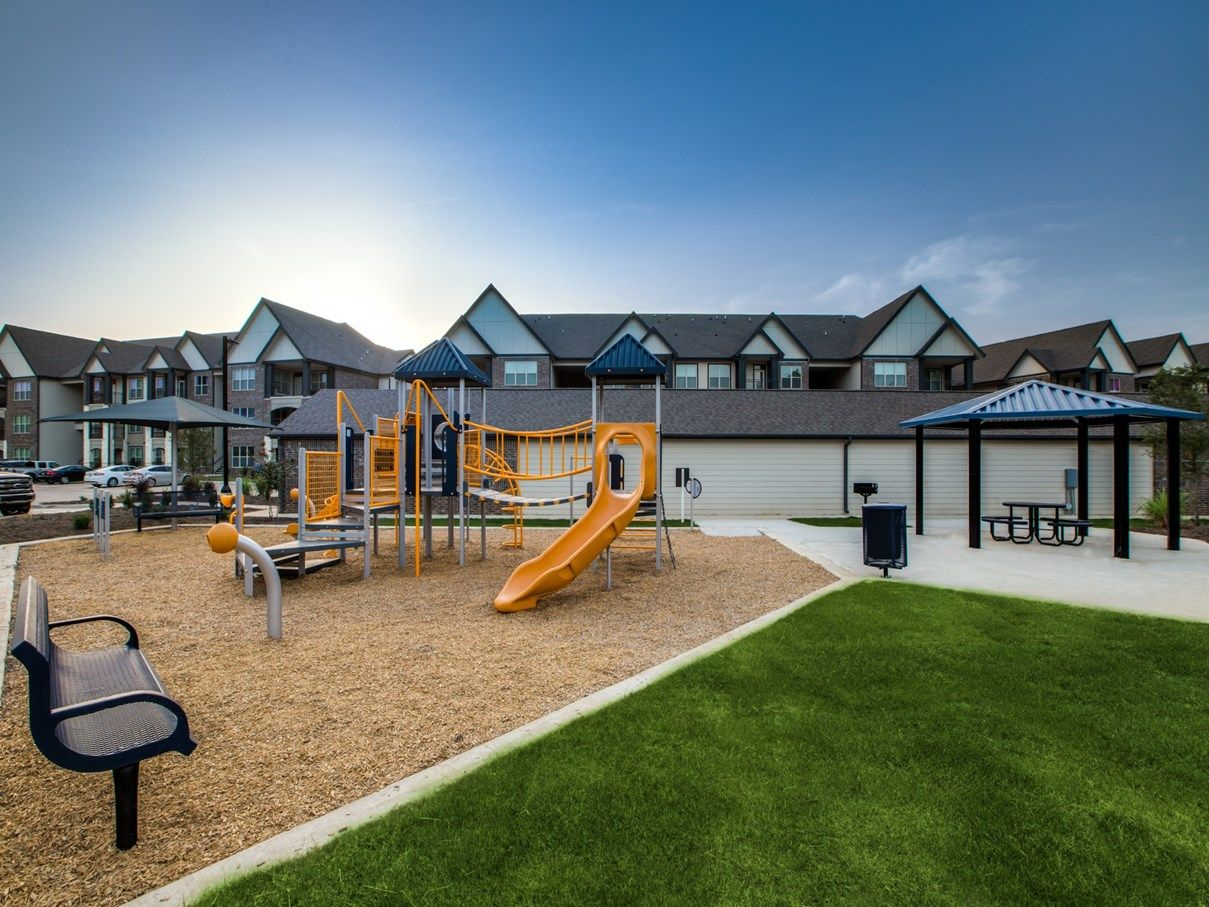 Playground - Sanctuary at Jacobs Reserve Apartments