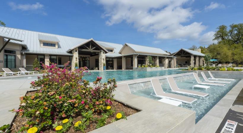 Pool - Asher Oaks