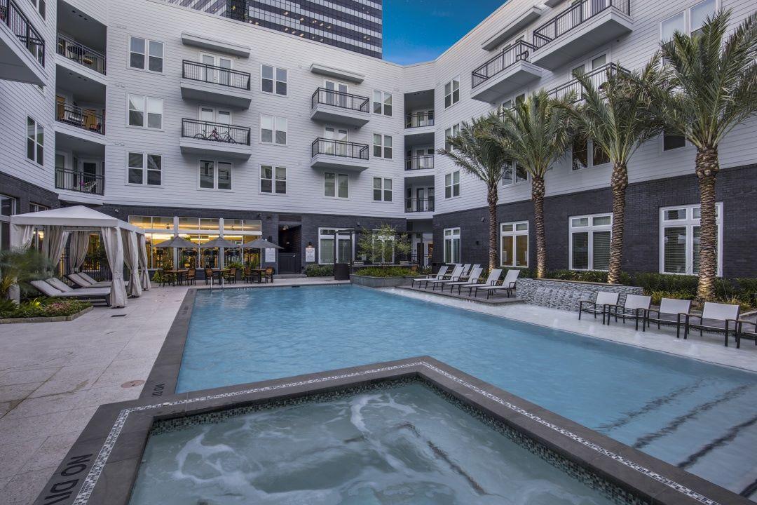 Pool - Folio West Apartments