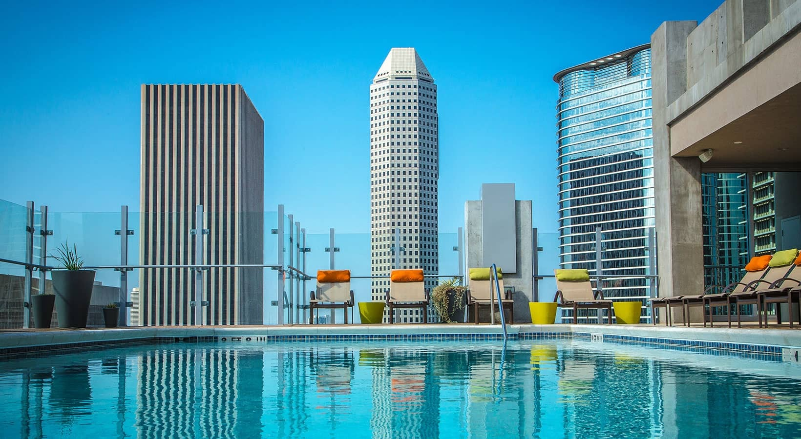 Pool - SkyHouse Downtown South Tower