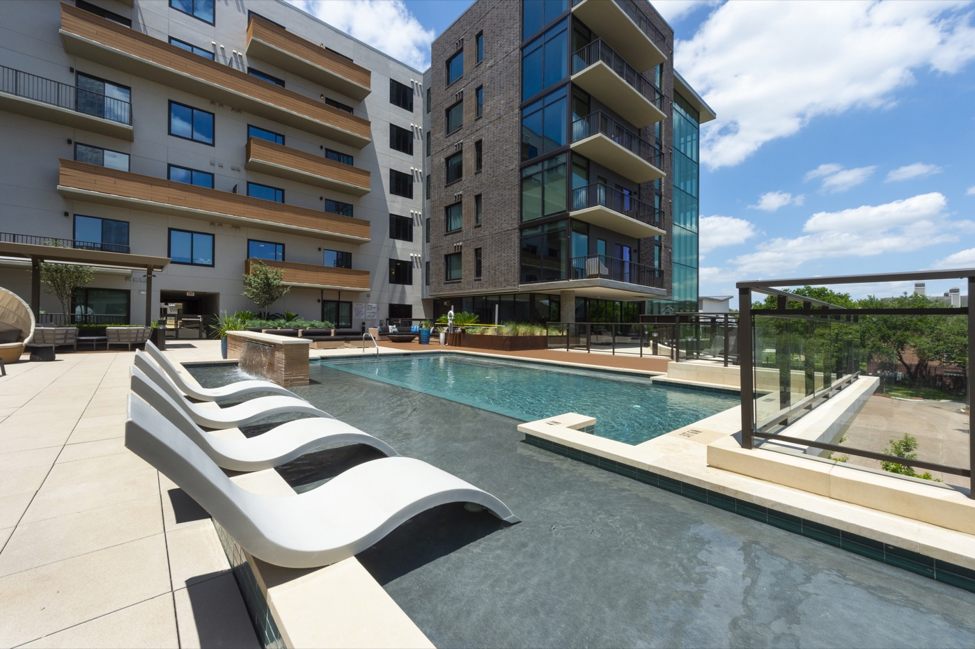 Pool - The Hayworth