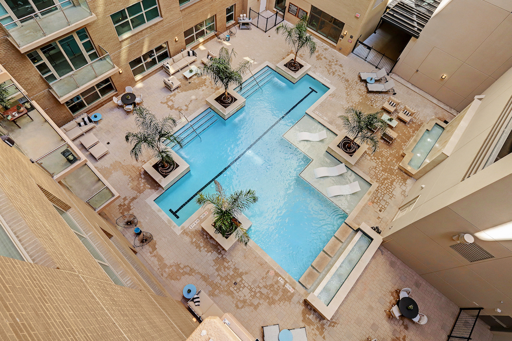 Pool - The Star Apartments