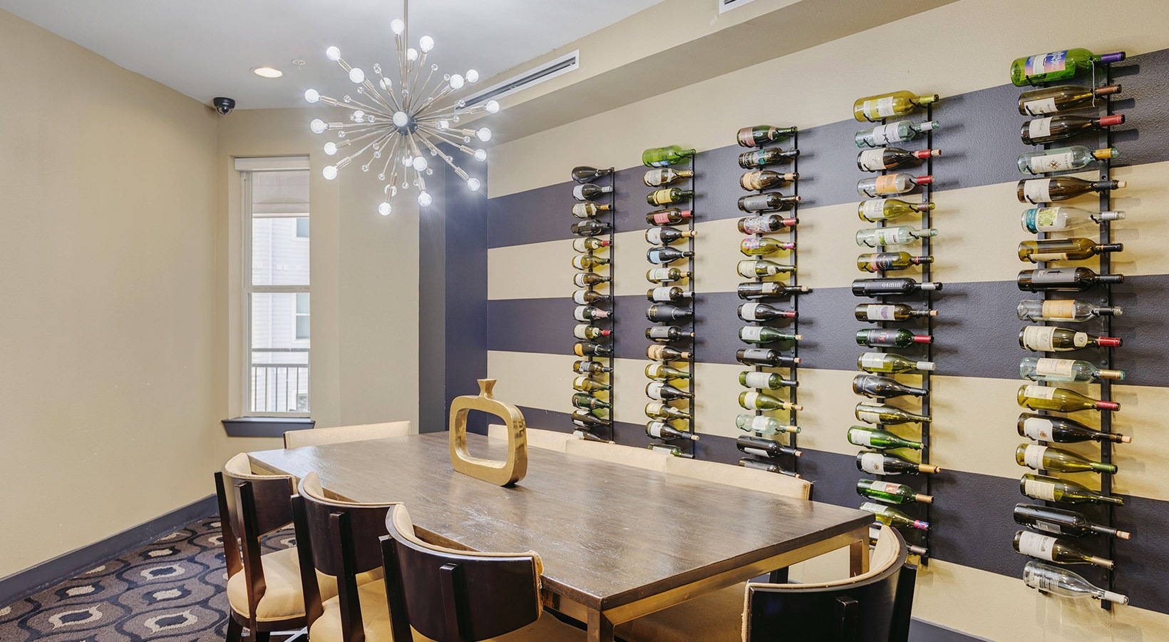 Resident Wine Room - District At Memorial