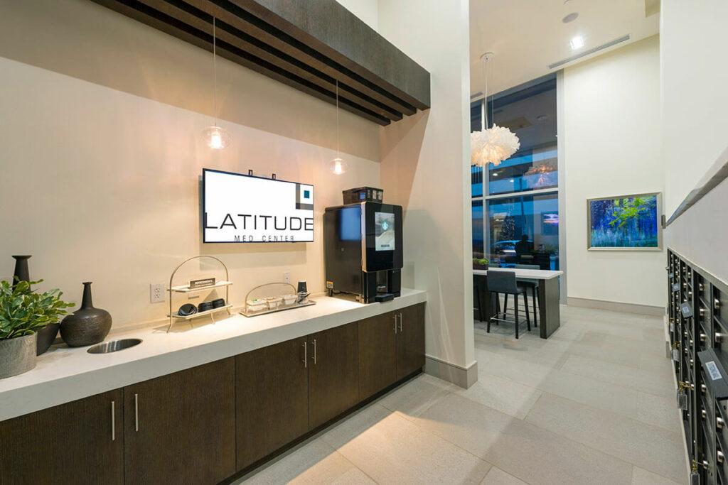 Starbucks Coffee Cafe - Latitude Med Center