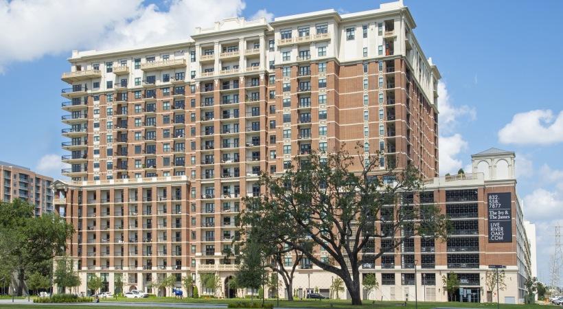 The Ivy Park Place Apartments